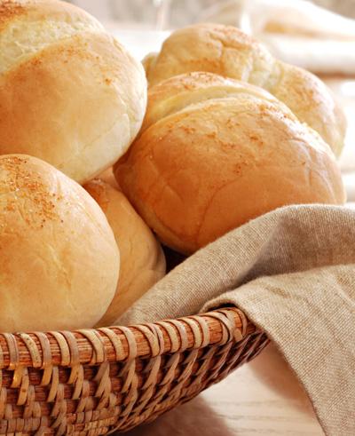 Fresh Hometown Bakery Rolls