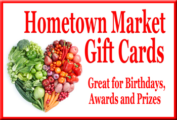 Hometown Market Gift Cards